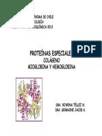 Clase No 4 UA Proteinas Especiales 2013