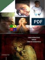 Adolescencia y Conductas de Riesgo Dr. Maturana 2011
