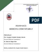 Medicina Comunitaria I