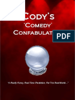 Cody Fisher - Comedy Confabulation