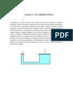 HIDRAULICA Y SU IMPORTANCIA.docx