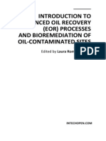 Introduction to Enhanced Oil Recovery EOR Processes and Bioremediation of Oil-Contaminated Sites