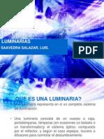 Luminarias - Saavedra Salazar