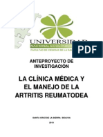 Capa Artritis