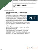 Manual Hp Dv4 Desarmar