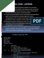4-Format Penulisan Proposal Usaha