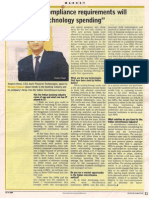Banking Technology Trends - interview by Kalpesh Desai, CEO of Agile FT, with ExpressComputers India