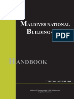 maldives national building code