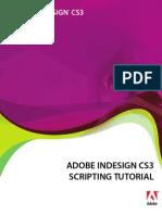 Indesign Cs3 Scripting Tutorial