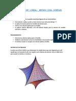 IO1 Metodo Dual Simplex