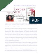 'Oleander Girl'