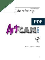 ArtCAM Manual de referinta.doc