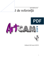 ArtCAM Manual de referinta.doc