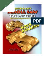 Quick & Easy Scroll Saw Toy Patterns - John W. & Cynthia a. Lewman