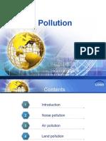 Land Pollution