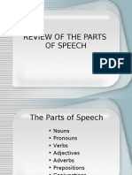 120509 Parts of Speech