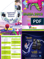 Catalog of Adj a 2012
