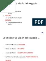 La Misión y La Visión SEM 4