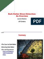Dark Matter Overview