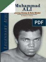 Thomas S. Owens Muhammad Ali Boxing Champ & Role Model 2011