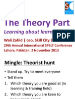 The Theory Part - Learning about learning - Wali Zahid - SPELT 2013.pdf
