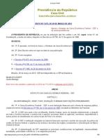 Decreto nº 7973
