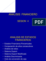 SESION - 4 - ANALISIS  FINANCIERO