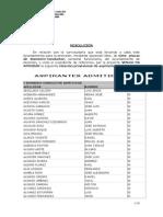 Resolucion Lista Provisional 7 Bomberos
