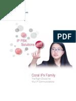 IPx Family Brochure India