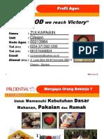 PRU Victory Sales Kit