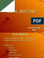Goal Seeting