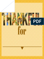thankful for.pdf