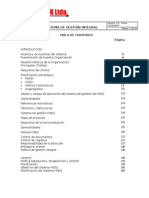 Manual Sistema de Gestion Integral Ingark Ltda