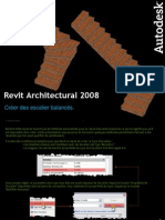 Revit Escaliers Balances