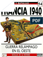 054.FRANCIA. 1940