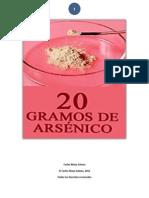 20 gramos de arsénico
