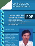 Consulta Cl_nica Ou Exame Ocupacional