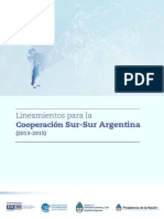 Lineamientos Css Arg