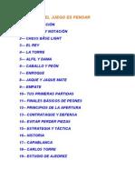EL JUEGO ES PENSAR-índice+introducción