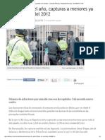 Menores Delincuentes en Colombia - Colombia Noticias_ Actualidad Nacional - ELTIEMPO