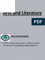 Quiz - arts and literature.pptx
