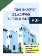 Situacion Del Diagnostico Zoonosis Bacteriana Peru