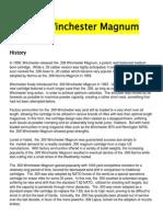 .300 Winchester Magnum Information (From ballisticstudies.com ).docx