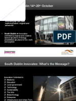 Introduction to South Dublin Innovates