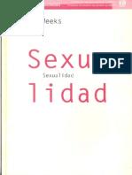Sexualidad, Jeffrey Weeks, Completo