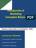 Introduccion Al Marketing