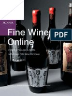 Fine Wines - Online | Skinner Auction 2689T
