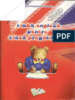Limba Engleza Pentru Clasa Pregatitoare - Maria Magdalena Nicol