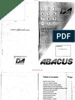 Abacus 64 User Manual Original.pdf