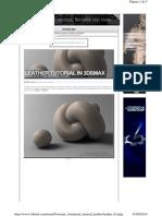 Tutorial Para Crear Piel en 3dmax